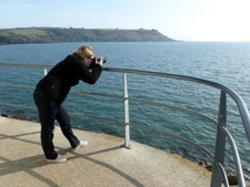Photographing Plymouth Sound